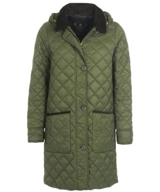 Women's Barbour Lovell Quilted Jacket - Olive