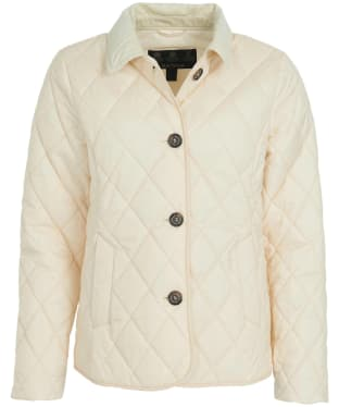 Women's Barbour Omberlsey Quilted Jacket - Calico