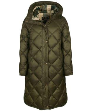 Women's Barbour Sandyford Quilted Jacket - Sage