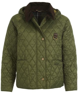 Women's Barbour Tobymory Quilt - Olive