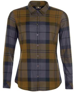 Women's Barbour Bredon Shirt - Hawthorn Tartan