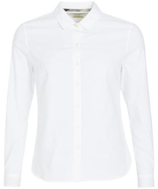 Women's Barbour Cranleigh Shirt - White