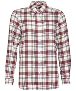 Women's Barbour Kingham Shirt - Cloud Check