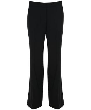 Women's Barbour Glendevon Trouser - Black