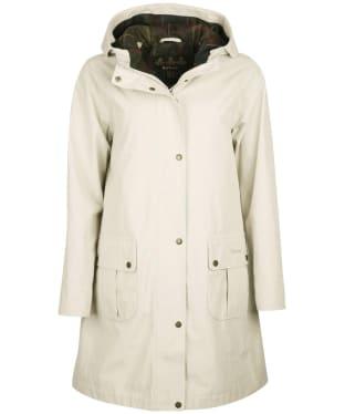 Women's Barbour Linwood Waterproof Jacket - Mist