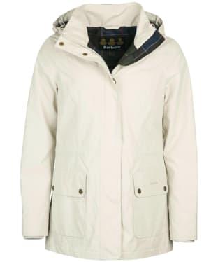 Women's Barbour Lockwood Waterproof Jacket - Mist