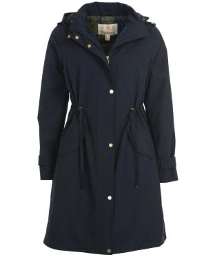 Women's Barbour Bannockburn Jacket - Dark Navy