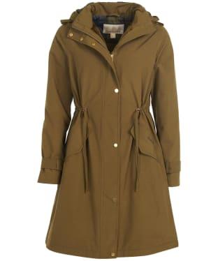 Women's Barbour Bannockburn Jacket - Military Olive