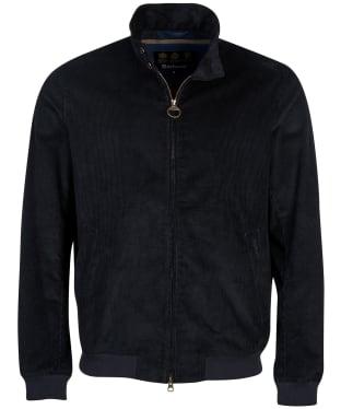 Men's Barbour Cord Royston Jacket - Navy