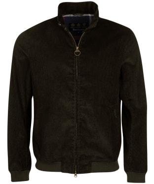 Men's Barbour Cord Royston Jacket - Olive