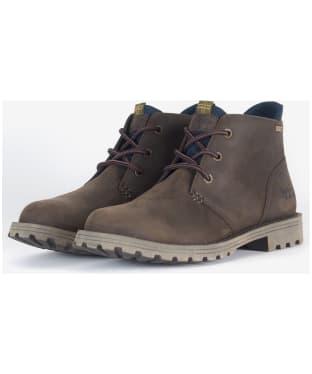 Men's Barbour Pennine Chukka Boots - Oak