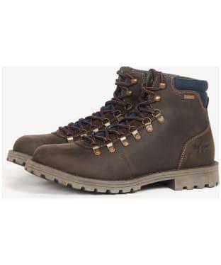 Men's Barbour Quantock Hiker Boots - Oak