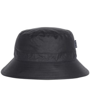 Men's Barbour Waxed Sports Hat - Navy/Midnight