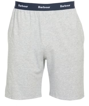 Men's Barbour Abbott Shorts - Light Grey Marl