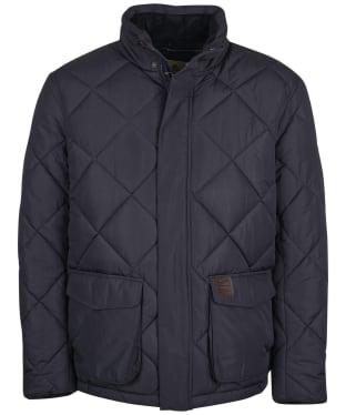 Men's Barbour Ivestone Quilted Jacket - Navy