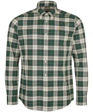Men's Barbour Helmside Tailored Shirt - Ancient Tartan