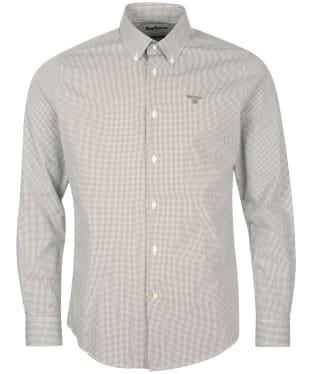 Men's Barbour Tunbridge Tailored Shirt - Olive