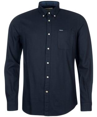 Men's Barbour Coalford Tailored Shirt - Navy