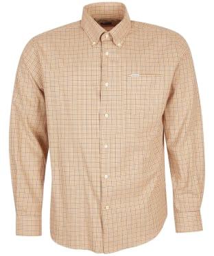 Men's Barbour Dilwood Regular Fit Shirt - Stone