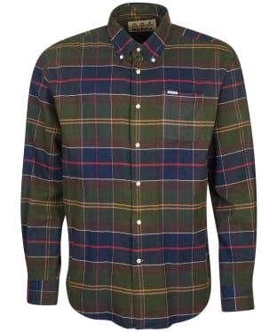 Men's Barbour Hogside Tartan Regular Fit Shirt - Classic Tartan