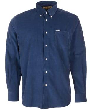 Men's Barbour Ramsey Regular Fit Shirt - Dark Denim