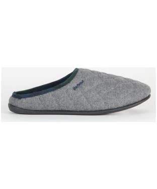 Men's Barbour Swinburne Slippers - Grey