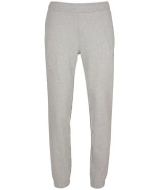 Men's Barbour Essential Jersey Joggers - Grey Marl