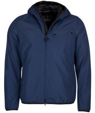 Men's Barbour International Vision Waterproof Jacket - Navy