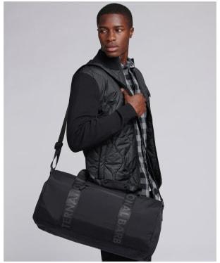 Barbour International Endo Gym Bag - Black