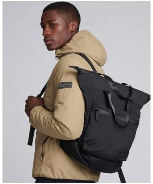 Barbour International Endo Backpack - Black