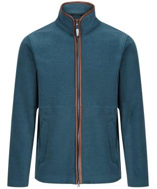 Men's Schoffel Cottesmore II Fleece Jacket - Dark Teal