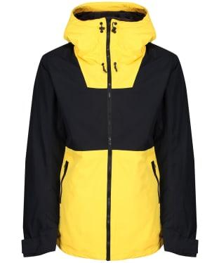 Men's WearColour Block Snowboard Jacket - Old Gold