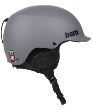 Bern Baker EPS Helmet - Matte Grey