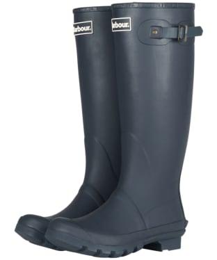 Women's Barbour Bede Wellington Boots - Navy