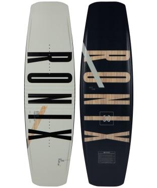 Ronix Wakeboard Kinetik Project Flexbox 1 - Black / Brown
