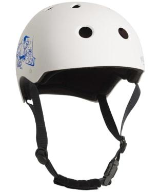 Follow Pro Helmet - White