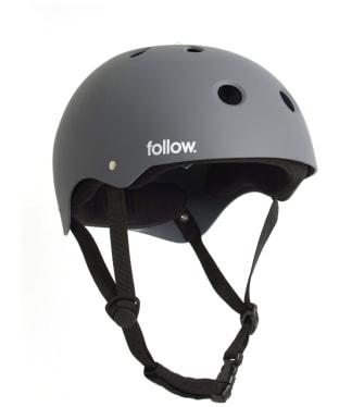 Follow Safety First Helmet - Stone