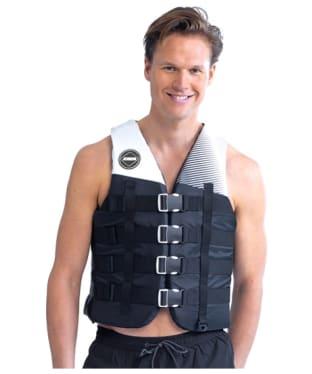 Jobe 4 Buckle Life Vest - Black