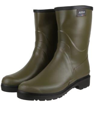 Men's Aigle Bison 2 Boots - Khaki