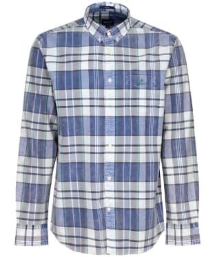 Men's GANT Bold Check Shirt - College Blue