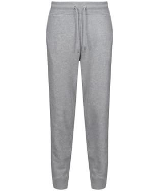 Men's GANT Original Sweat Pants - Grey Melange