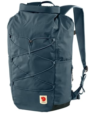 Fjallraven High Coast Rolltop 26 Backpack - Navy