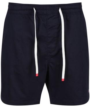 Men's GANT Retro Shorts - Evening Blue