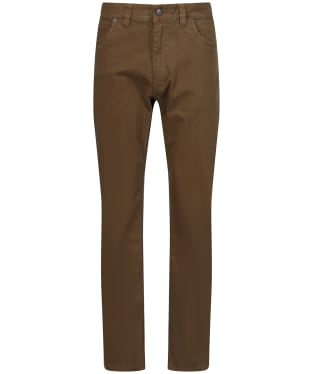 Men's Schoffel Canterbury 5 Pocket Jeans - Moss