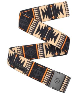 Arcade Ranger Slim Belt - Lava / Dark Grey