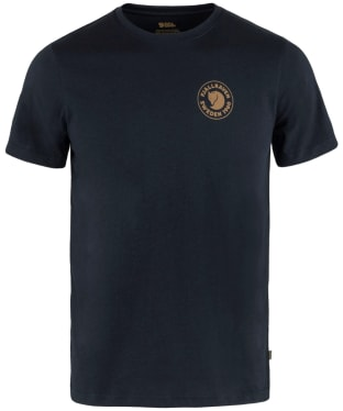 Men's Fjallraven 1960 Logo T-shirt - Dark Navy