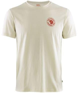 Men's Fjallraven 1960 Logo T-shirt - Chalk White