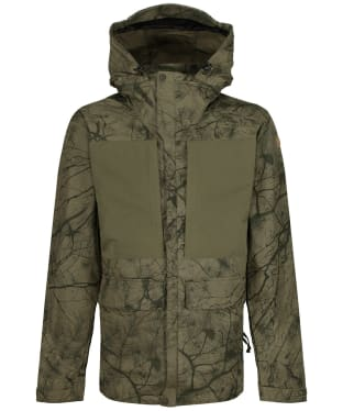 Men's Fjallraven Lappland Hybrid Jacket - Camo Green / Laurel Green