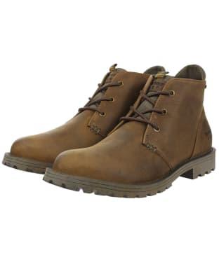Men's Barbour Pennine Chukka Boots - Brown