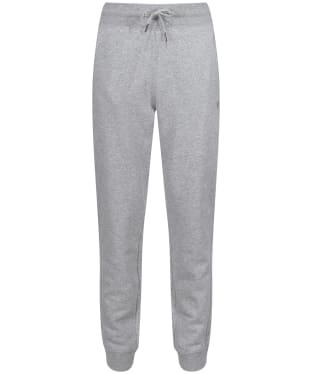 Men's Crew Clothing Cotton Jersey Joggers - Grey